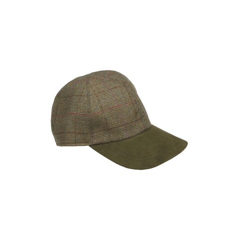 Laksen Hats Salisburg Tweed Cap [product_tags] - Stuarts Outdoor