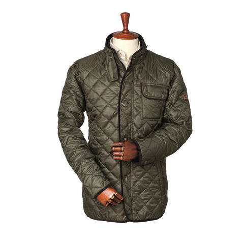 Laksen Men's Jacket Beauford Quilted Jacket [product_tags] - Stuarts Outdoor