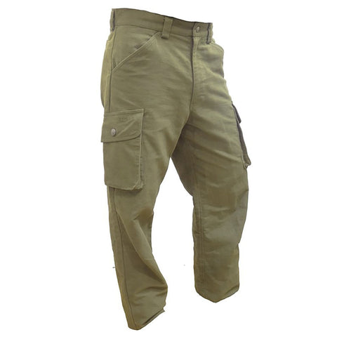 Laksen Men's Trousers Bjorn Men's Moleskin Trousers [product_tags] - Stuarts Outdoor