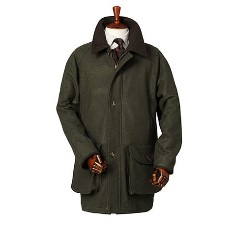 Laksen Men's Coat Kufstein Tweed Shooting Coat [product_tags] - Stuarts Outdoor