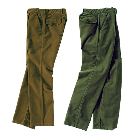 Laksen Men's Trousers Men's Moleskin Trousers [product_tags] - Stuarts Outdoor