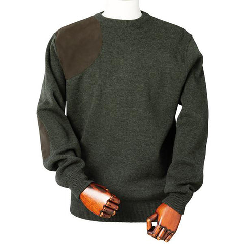 Laksen Men's Knitwear New England Men's Wool Jumper [product_tags] - Stuarts Outdoor