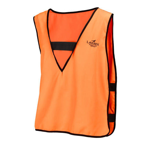 Laksen Men's Waistcoat Men's Sporting Safety Vest [product_tags] - Stuarts Outdoor