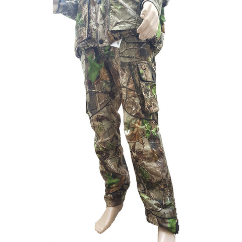 Laksen Men's Jacket Stalker Elite Camouflage- Real Tree [product_tags] - Stuarts Outdoor