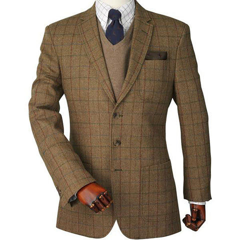 Laksen Men's Jacket ESK Donegal Tweed Sports Jacket [product_tags] - Stuarts Outdoor