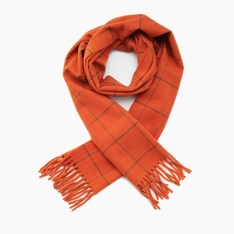 Laksen Scarf/Neck Warmer Woodland Chequered Scarf [product_tags] - Stuarts Outdoor