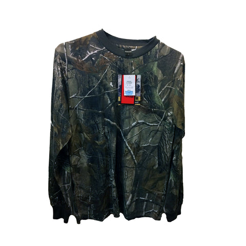 Bell Ranger Men's T-Shirts Camouflage Long Sleeve T-shirt - 133AP [product_tags] - Stuarts Outdoor