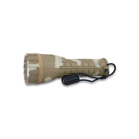7788513511f Rexer Light Torch Rubber Flashlight - Camo  product tags  - Stuarts Outdoor