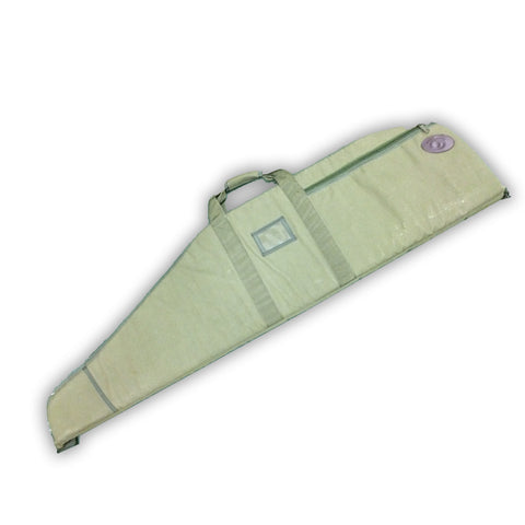 "Stuarts Outdoor Rifle Slip Case Large Moss Green Nylon Rifle Slip Case 47"" [product_tags] - Stuarts Outdoor"
