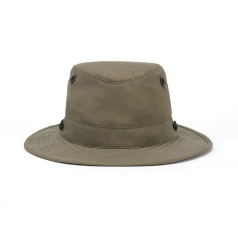Tilley Hats Tan Organic Waxed Cotton Lightweight Hat- LWC55 [product_tags] - Stuarts Outdoor