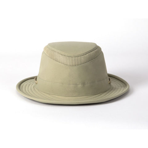 Khaki Organic Cotton Airflow Hat - T5MO