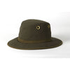 Tilley Hats Outback Cotton Hat Medium Brim Olive - TWC7 [product_tags] - Stuarts Outdoor