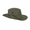 "Tilley Hats Wanderer - ""Cotton Duck"" Medium Brimmed Hat in Olive - T3 [product_tags] - Stuarts Outdoor"