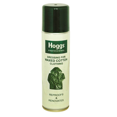 Hoggs of Fife Apparel & Footwear Care Waxed Cotton Dressing Spray [product_tags] - Stuarts Outdoor