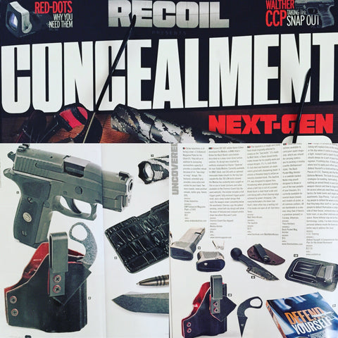 RECOIL MAGAZINE (CONCEALED CARRY EDITION)