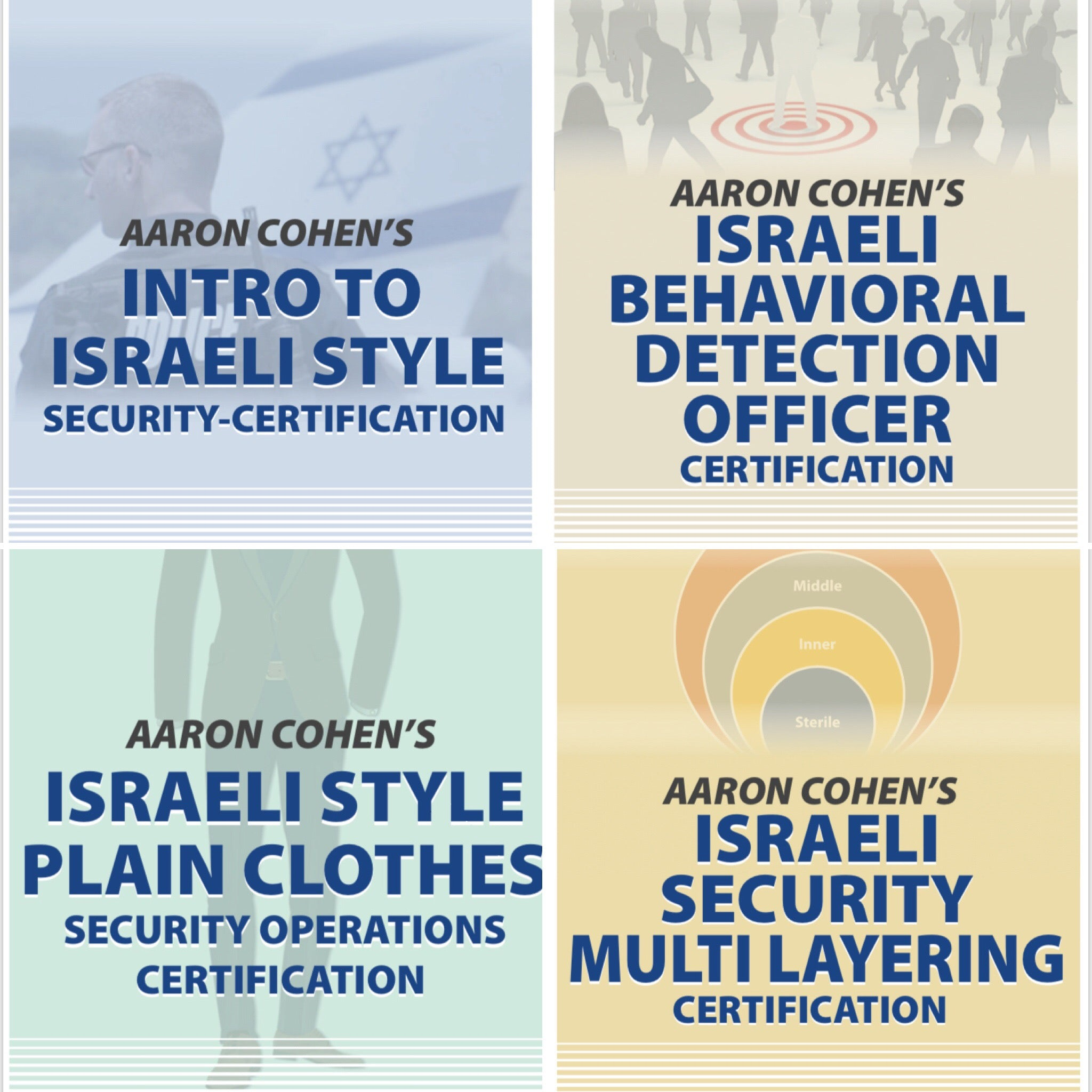 Law enforcement agency training package aaron cohen israeli law enforcement agency training package aaron cohen israeli counter terrorist certification for law enforcement 1betcityfo Gallery