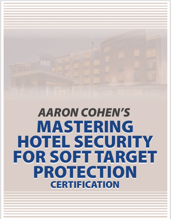 HOTEL SECURITY TRAINING CERTIFICATION