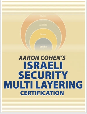 ISRAELI MULTI-LAYERING CERTIFICATION COURSE