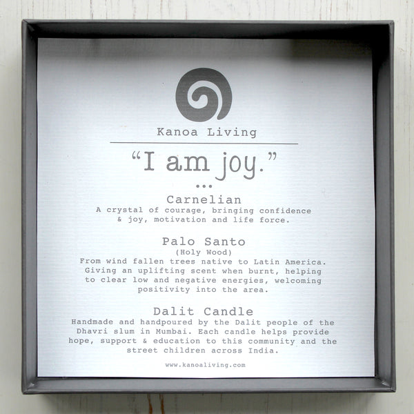 """I am Joy"" Gift Set"