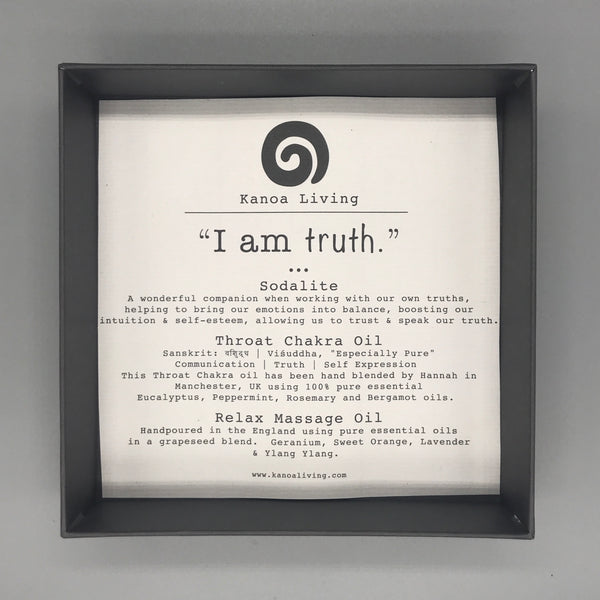 I AM Truth :: Ritual Kit