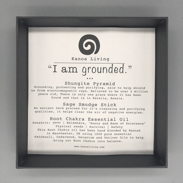 I AM Grounded :: Ritual Kit