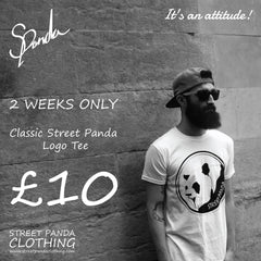 2 Weeks only £10 a Tee!