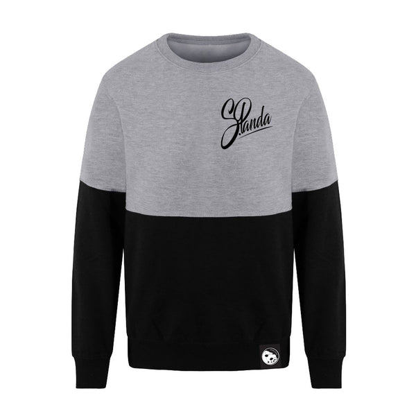 Anniversary Signature 2-tone Sweater