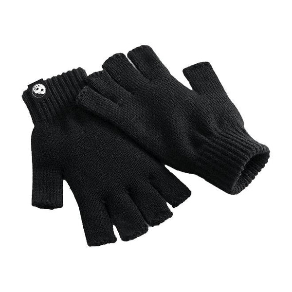 Minimal Fingerless Gloves-Goves-Street Panda Clothing