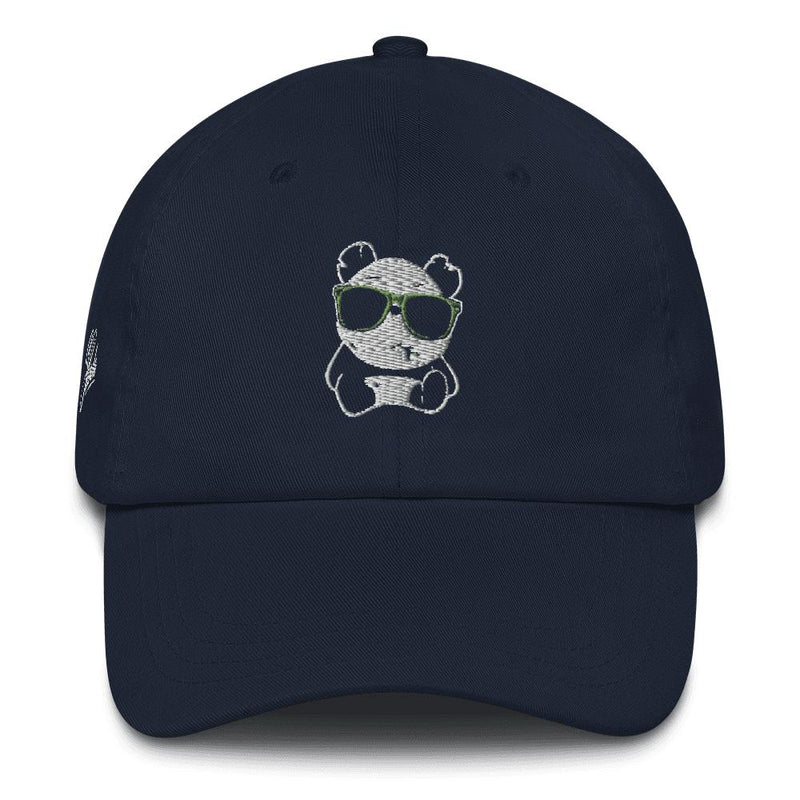 Panda Dad Hat-Hat-Street Panda Clothing