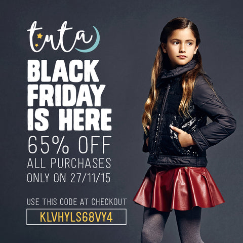 TUTA - BLOG - Black Friday.