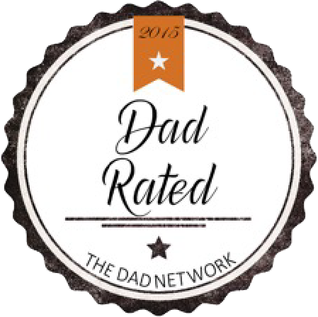 TUTA - Dad Rated 2015 - Bronze Medal