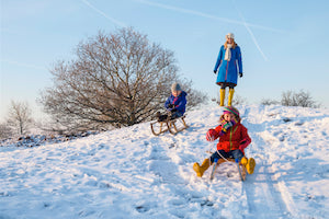 TUTA - BLOG - Stepping out in the latest winter clothing trends for kids