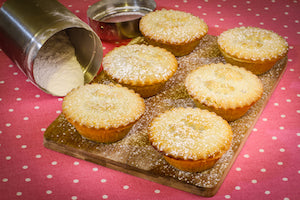 TUTA - BLOG - Try a little festive baking with these delicious homemade mince pies