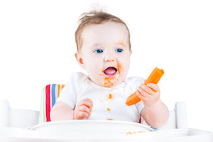 TUTA - BLOG - Baby-led weaning: Encouraging a healthy attitude towards food