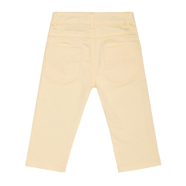 Light Yellow Trousers - 3030BB91218