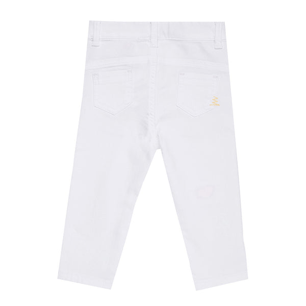 White Trousers - 3030BB92206