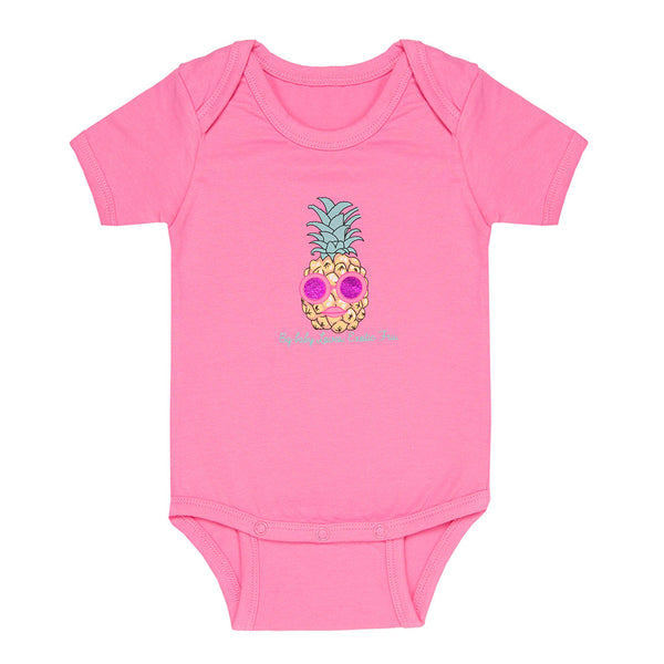 3 Piece Babysuit Set for Girls - 3030BB92529