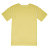 Garment Dye Yellow T-shirt - 3030NBN3509