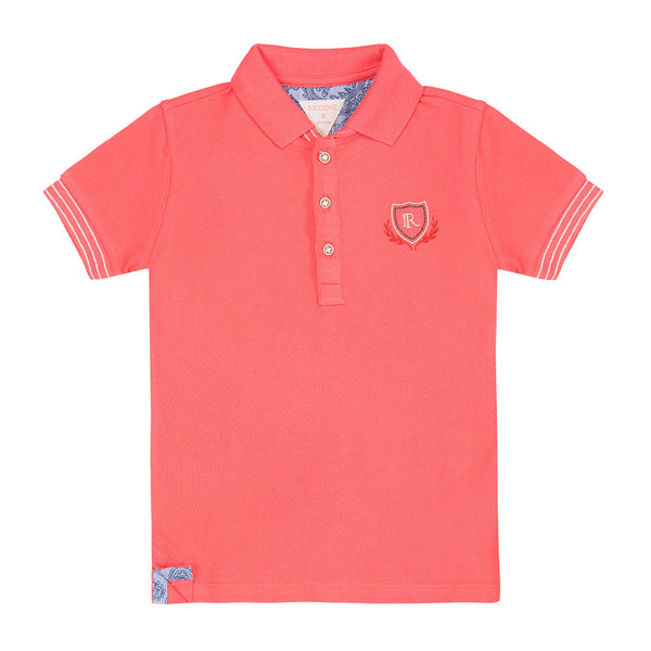 Coral Polo T-shirt - 3030RJF3503