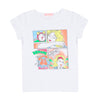 White T-shirt - 3030ROS4510