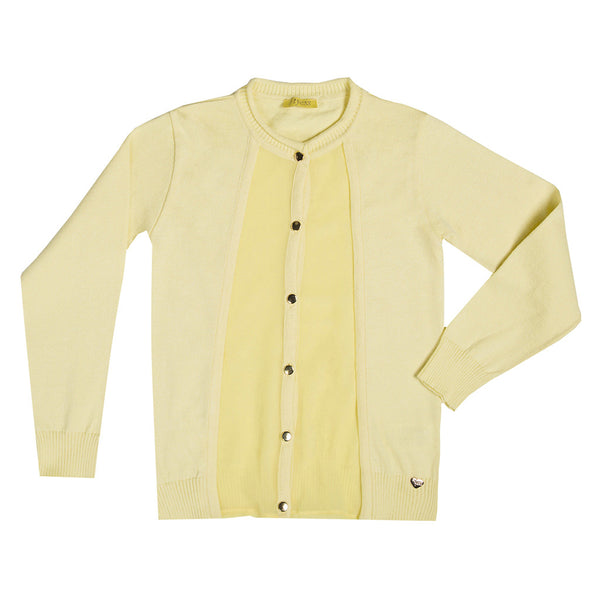 Yellow Cardigan - 3030TJT4705