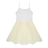 Light Yellow Tutu Dress - 3030TJT4907