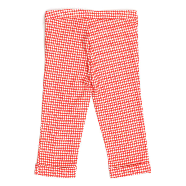 Houndstooth Trousers-3232BBG2227