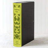 Leaves Pattern Modern Book File