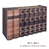 Regular Classic Display Books - Set 3