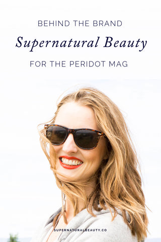 The Peridot Mag with Jenny Cupido
