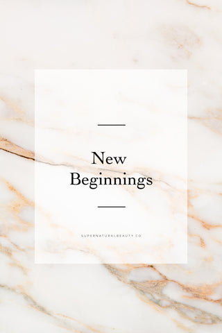 New Beginnings Supernatural Beauty