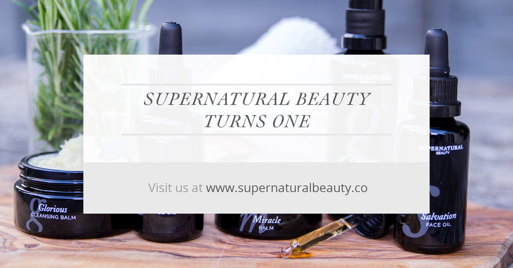 Supernatural Beauty Turns One