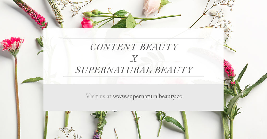 content beauty x supernatural beauty