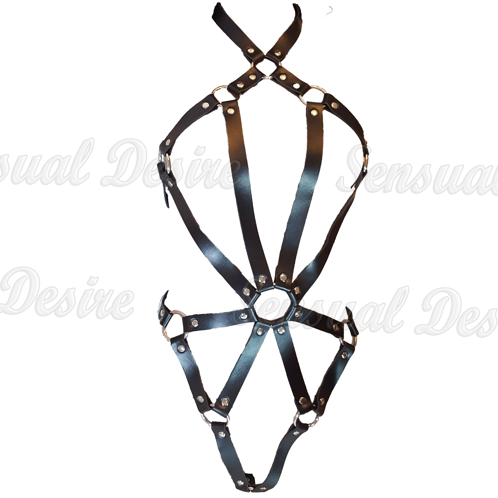 Ladies bondage body harness restraints from sensual desire your bdsm